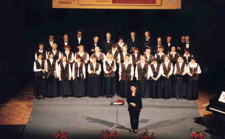 rencontre chorale 2011